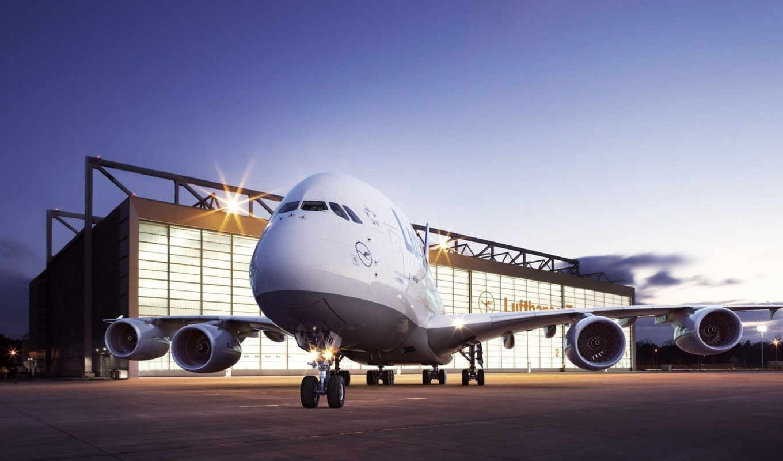 lufthansa, airbus, кг, работать, planes, this,