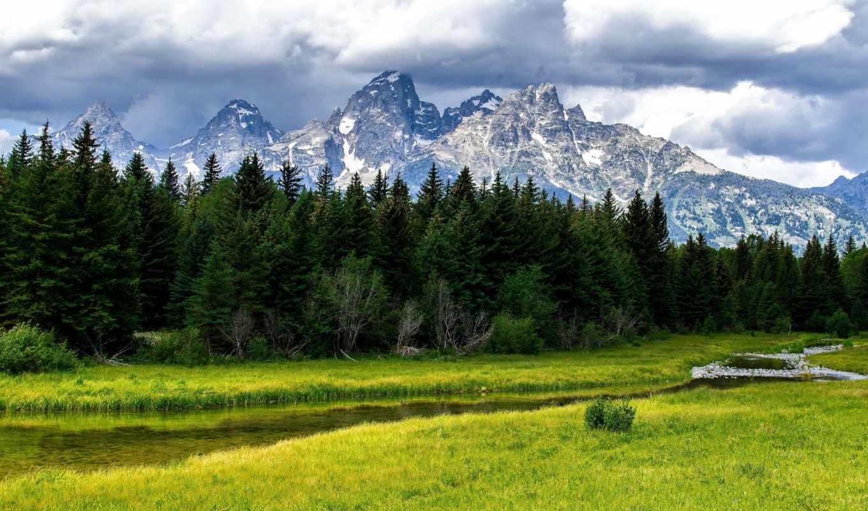 landscape, голова, пейзажи -, отдых, красивые, горные, есть,