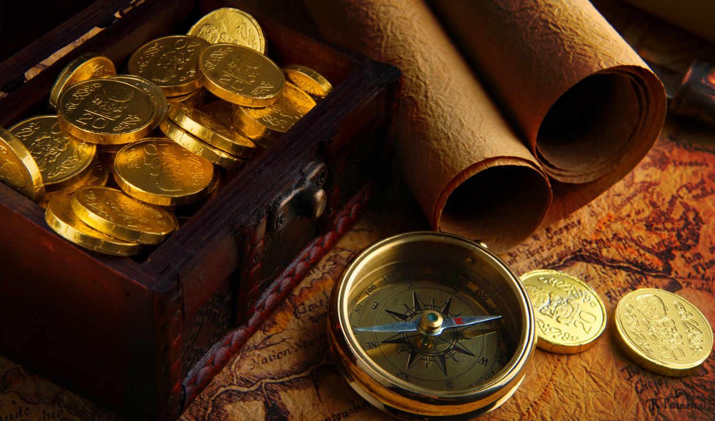 money, денег, красивые, монеты,