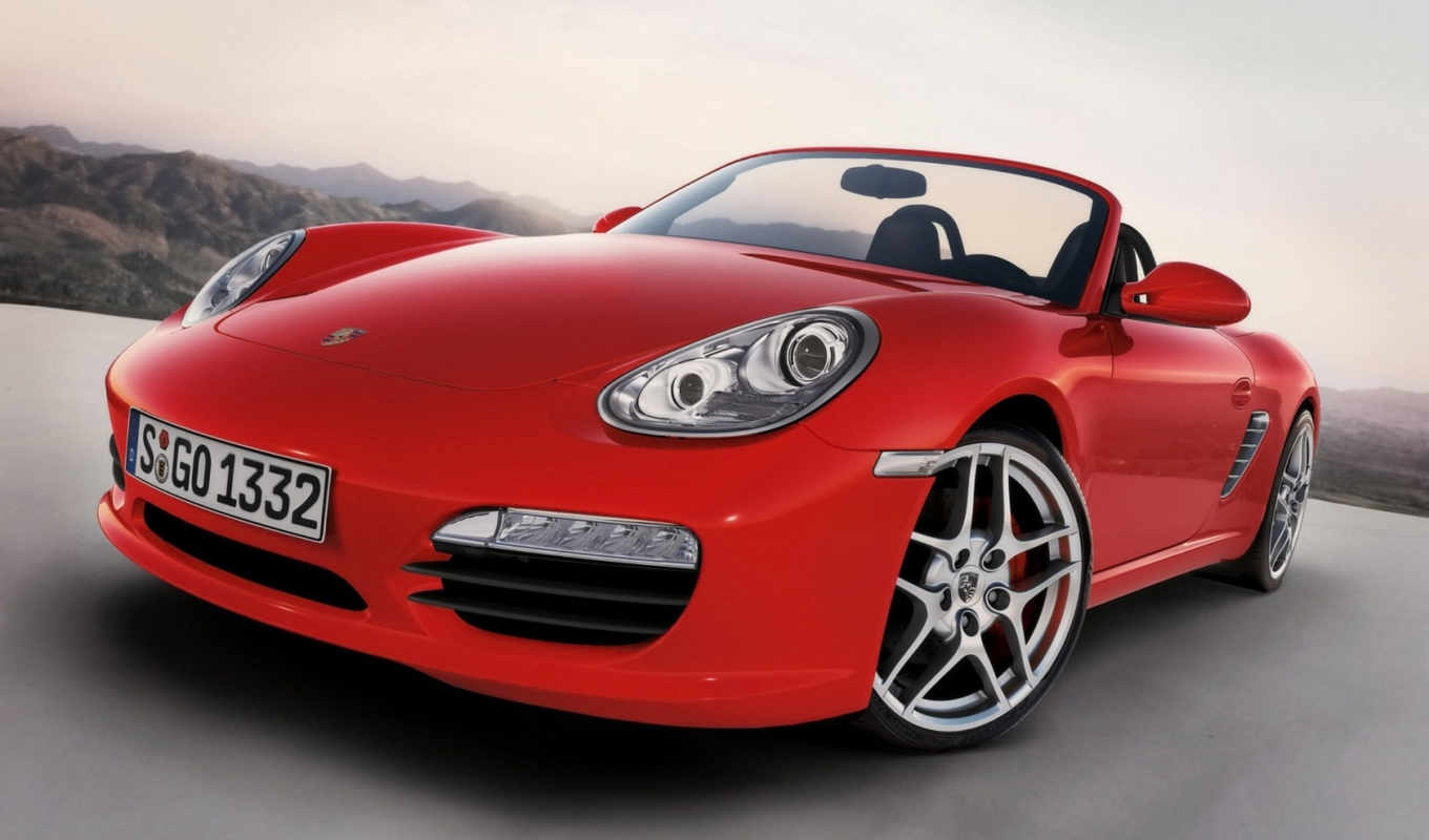 porsche, car, widescreen, boxster,