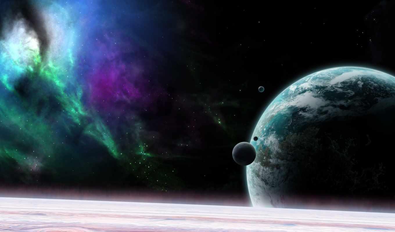 universo, parede, qhd, planeta, fondos, universe, papéis, satélite, alta, estrelas, imgator,