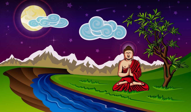buddha, lord, планшетный, mobile