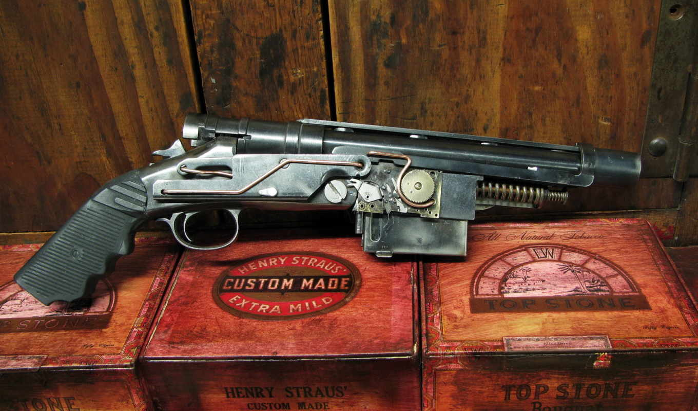 gun, steampunk, approximiser, grand, shot, pistole
