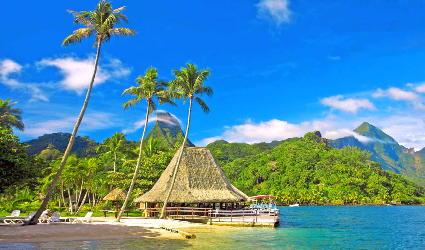 , island, paradise, touristic, desktop, free, tropics, background, nature, download, widescreen, home,