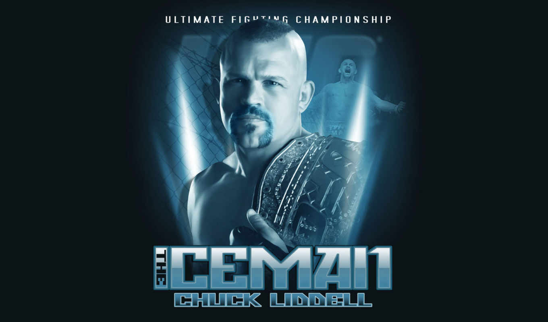chuck, liddell, ufc, mma, fighter, facebook, iceman, martial, смешанные, боевые, cover, легенда, искусства, arts,