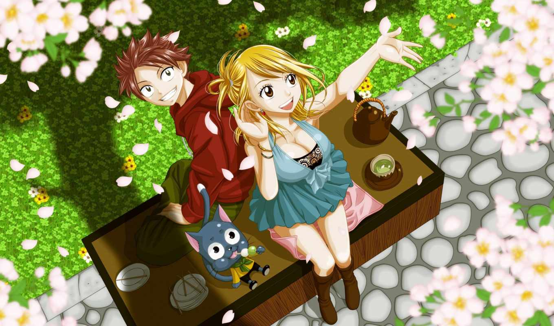 fei, tail, фея, anime, парень, heartfilia, lucy, сказ, natsu, dragneel,