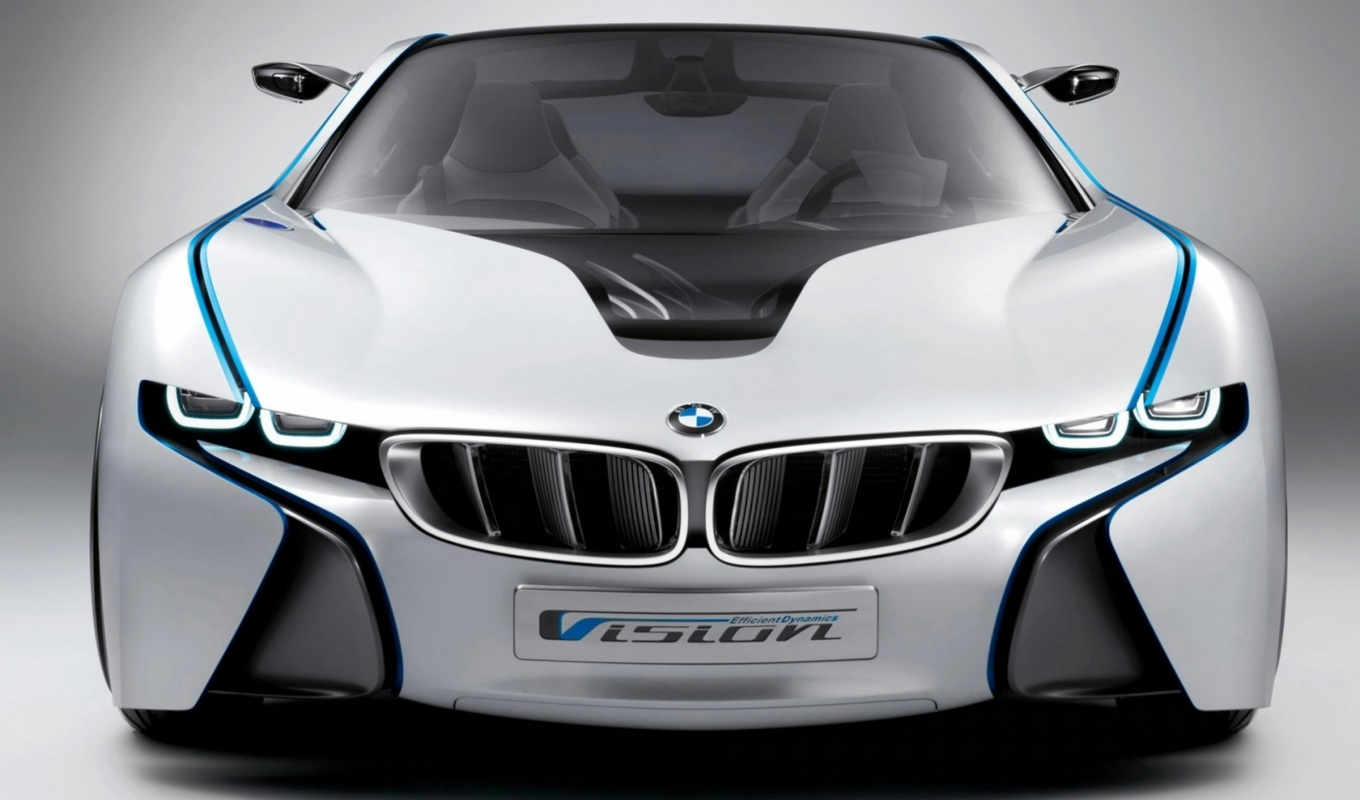 vision, concept, cars, efficient, dynamics, efficientdynamics, front,