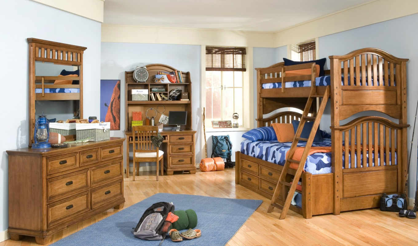 bunk, bed, bedroom, kids, furniture, expedition, legacy, classic, beds, twin, design, collection, with, rooms, childrens, интерьер, room, hb, children, baer, обоях, casual, выпуск, over, this,