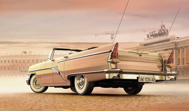 авто, газовый, gaz, чайка, марта, car, chayka, classic,