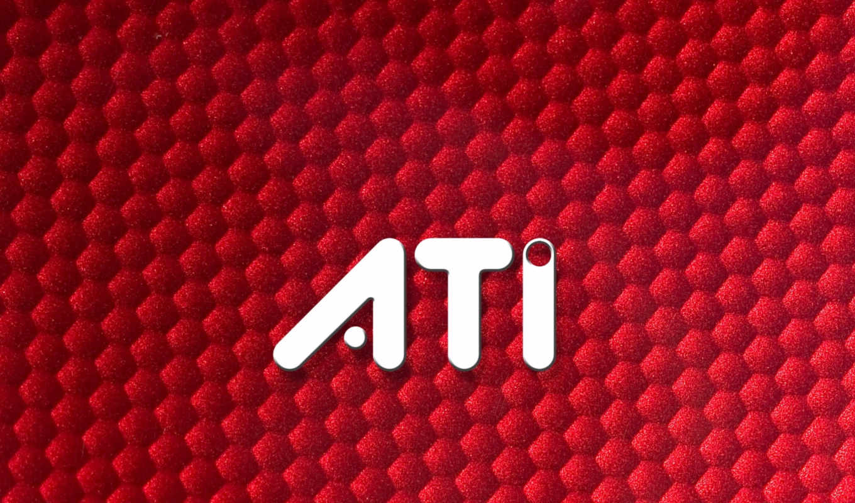amd, ati, radeon, шестиукгольники, лого