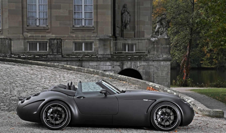 mf, bat, black, roadster, спорткар, цвет, форма, photo, car, кабриолет, серый, диски,