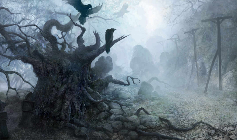 fantasy, witcher, artwork, art, показывать, эротику,