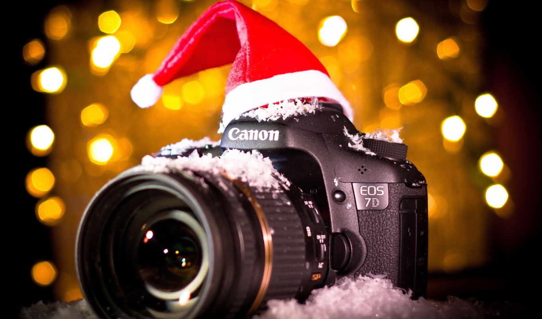 canon, eos, 7d, camera, cristmas, snow