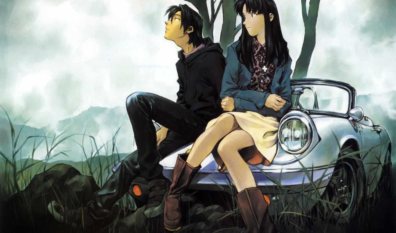 anime, девушка, картинка, парень, you, волосы, длинные, шрамы, авто, ноги, красивая,