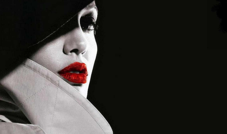 noir, сниматься, women, джоли, за, черном, анджелина, люди,