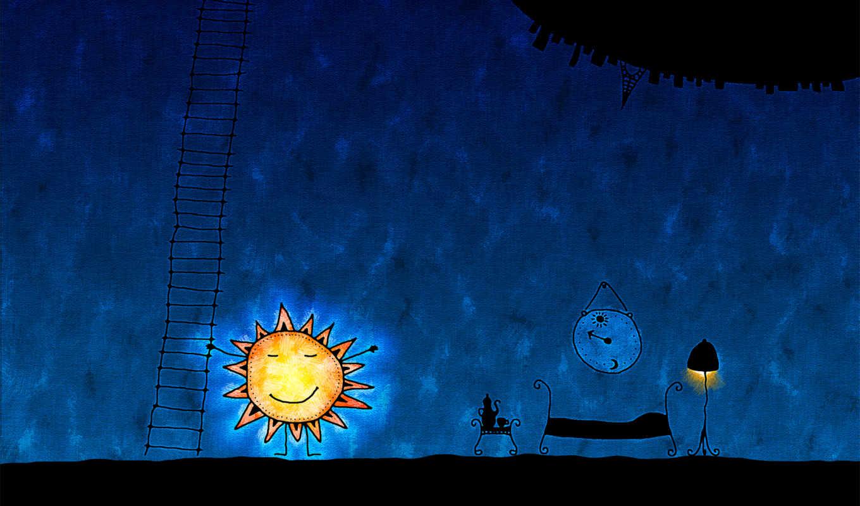 утро, солнце, лестница, vladstudio, you, нравится, can, begin, para, sol,