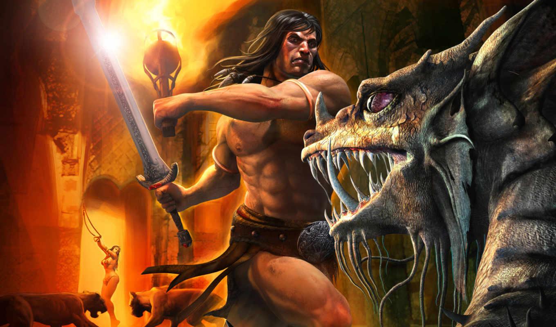 conan, was, barbarian, game, free, detective, admin, fondos, upload, you, fantasy,