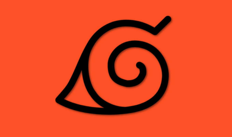 деревня, лист, narutyi, konoh, символ, pin, anim