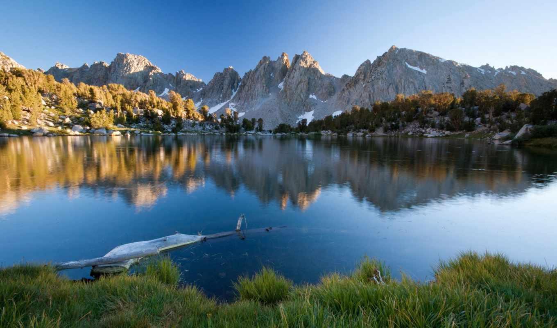 природы, прекрасными, уголками, jeffrey, pang, lake, загрузить, горы,