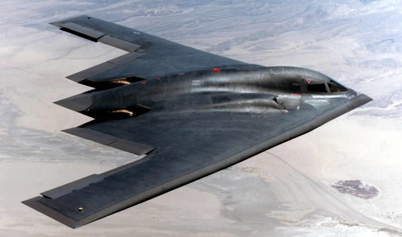 бомбардировщик, стратегический, американский, b2,стелс, b-2, spirit