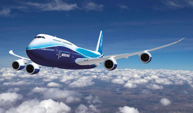 авиация, самолеты, boeing, пассажирские,