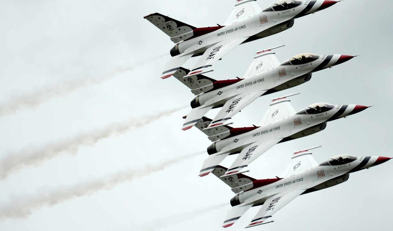 ecran, avions, avion, fond, fonds, militaire, chasse, vol, ciel, air, sur,