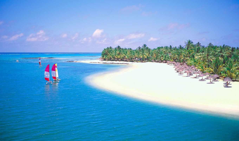 море, яхта, яхты, пляж, природа, моря,
