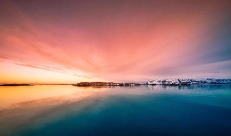 iceland, desktop, breidafjordur, free, top,