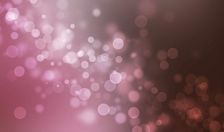 розовый, искры, круги,