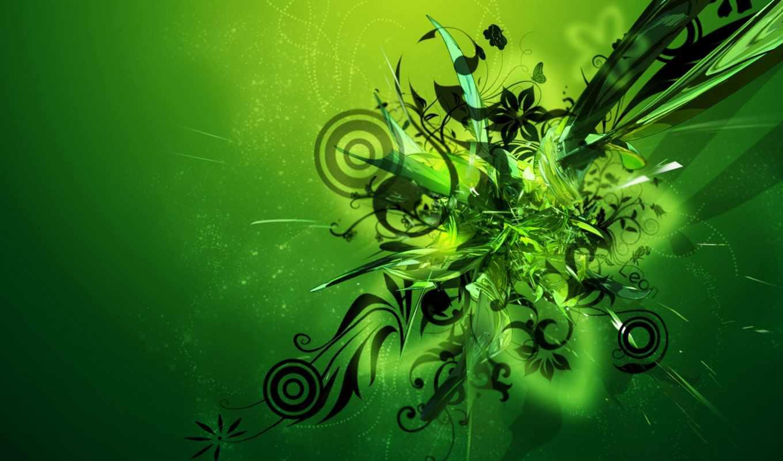 абстракциями, форма, нояб, узоры, абстракция, фона, яркие, мб, зелёный, rar, абстрактная,