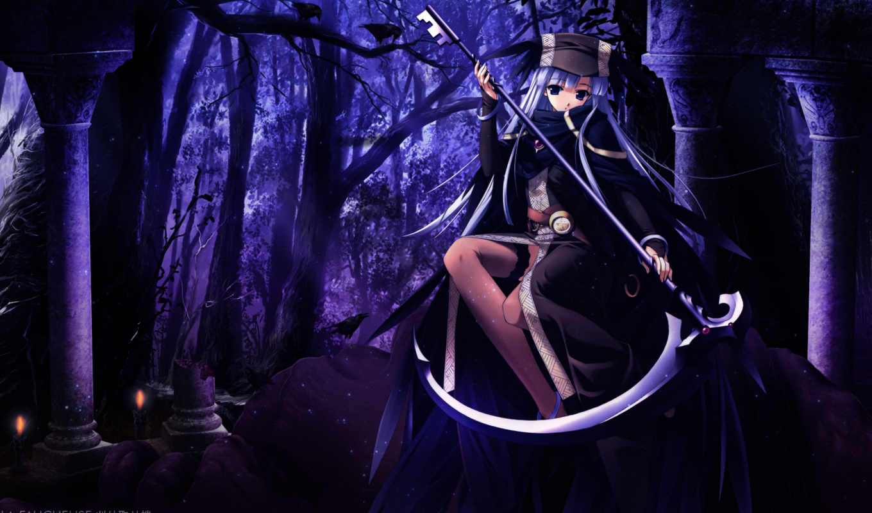 takashi, hashimoto, anime, hair, forest, blue, photoshop, manga, konachan,