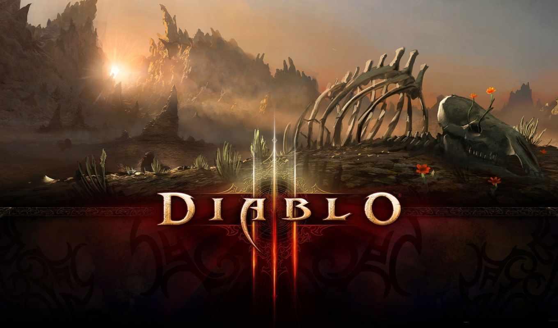 diablo, iii, play, игры,