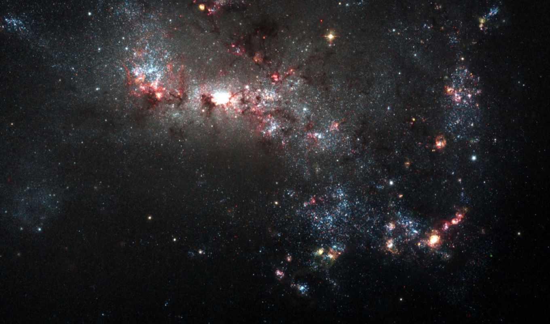 космос, созвездие, звезды, скопление, galaxy, вселенной, ngc,