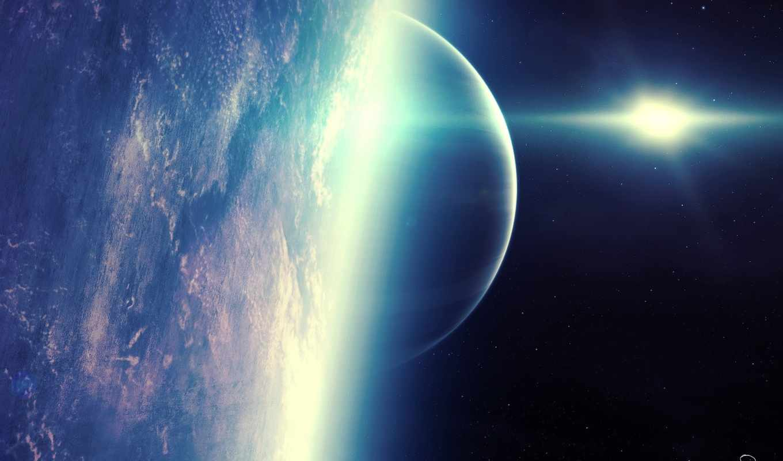 космос, звезда, планеты, картинка, картинку,