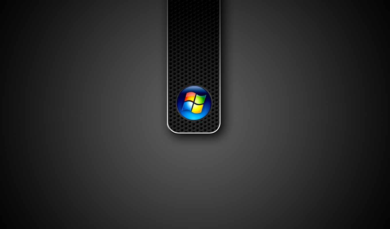 windows, se7en, wallpaper, logo