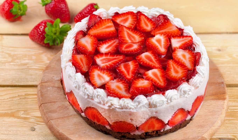 erdbeer, joghurt, torte, торт, rezepte, mit, десерт, erdbeeren, rezept, rub,