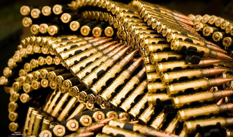 капли, патроны, лента, bullets,