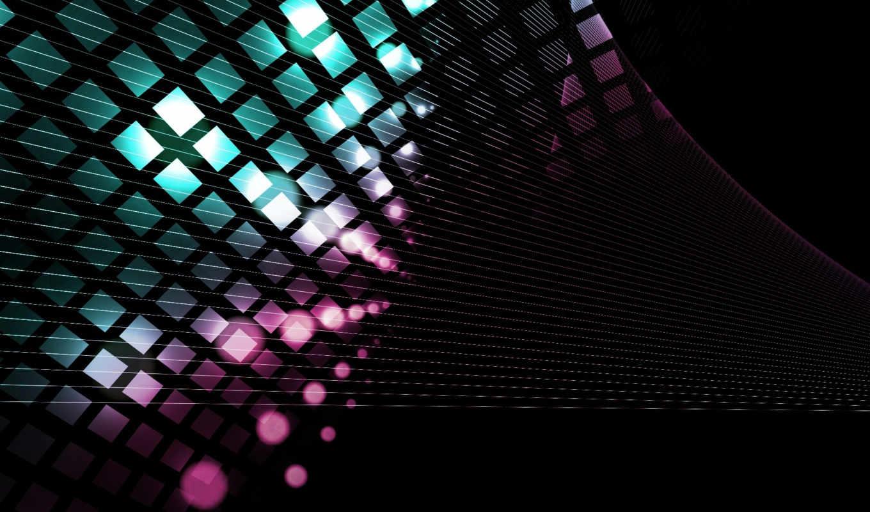 голубое, чёрное, линии, розовое, abstract, lines, сетка,