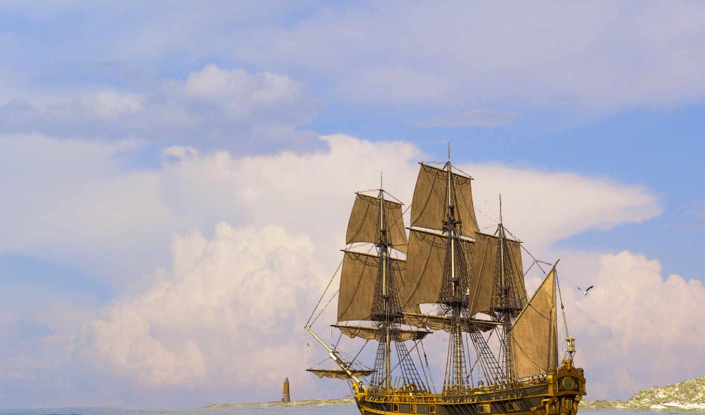 ships, яхты, sailboat, корабли, pack, красивые, garcya, ان, кликните, раздутых, вперёд, изображение, парусах, вкус, альдай,