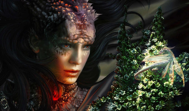 artwork, dragon, paper, bag, fantasy, princess, costume, girl, diy, магия, desktop, tweet, girls, page,