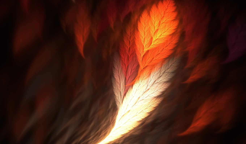 перо, рендер, phoenix, art, feather, download, ipad, iphone, картинка, artistic,