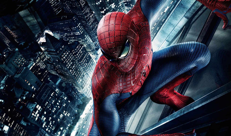 паук, мужчина, spiderman, desktop,