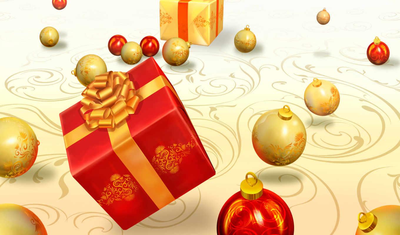 natal, que, imagens, ecrã, para, festas, ano,