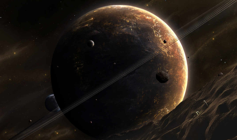 universe, digital, планета, картинку, космос, desktop, outpost, мыши, спутники, ней, save, кольца, картинка, выберите, planets, кнопкой, правой,