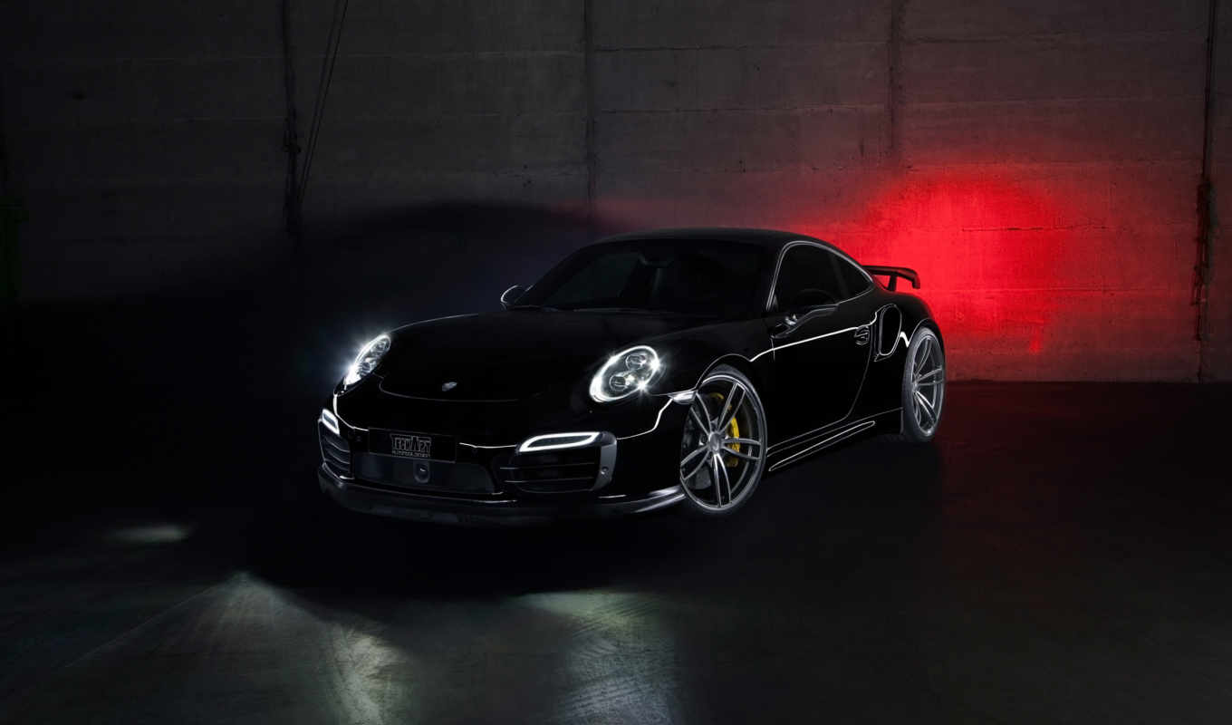 porsche, turbo, techart,