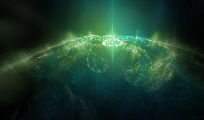 зелёный, свет, красивые, янв, фоновые, елка, сайте,