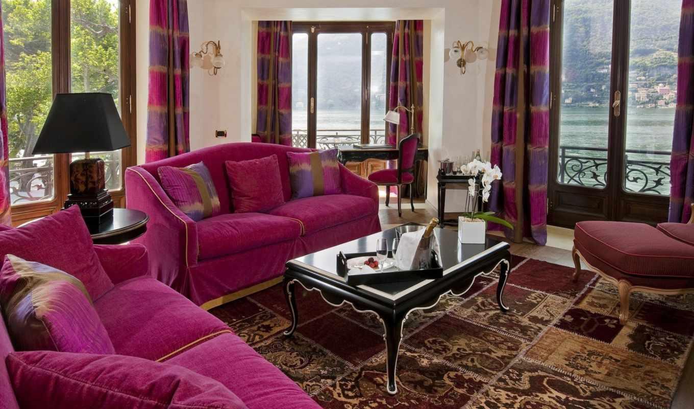 castadiva, resort, интерьер, spa, диван, подушки, дизайн, como, стиль, столик, lake, diva, дом, casta, dekor, широкоформатные, italy,