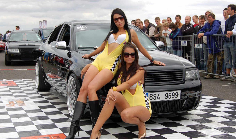 девушки, авто, автомобили, машины,