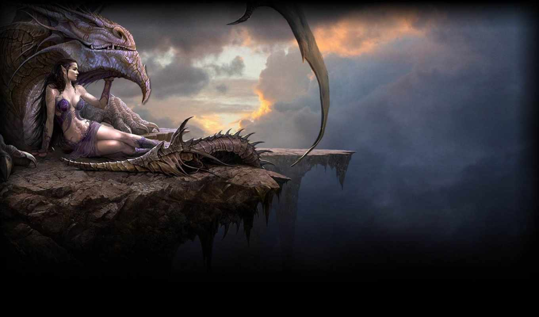 вечности, драконы, onlain, игра, браузерная, mmorpg,