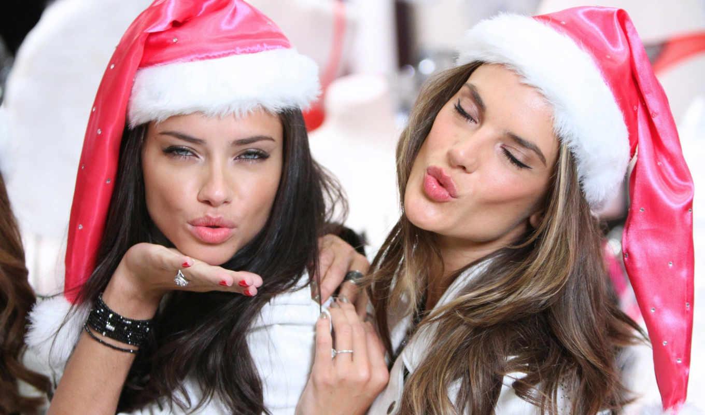 комментарии, victoria, secret, во, всех, ангелы, рождеством, склянки, наступающим, рождества, смог, sing, ангелов, jingle, спели, рождественскую,